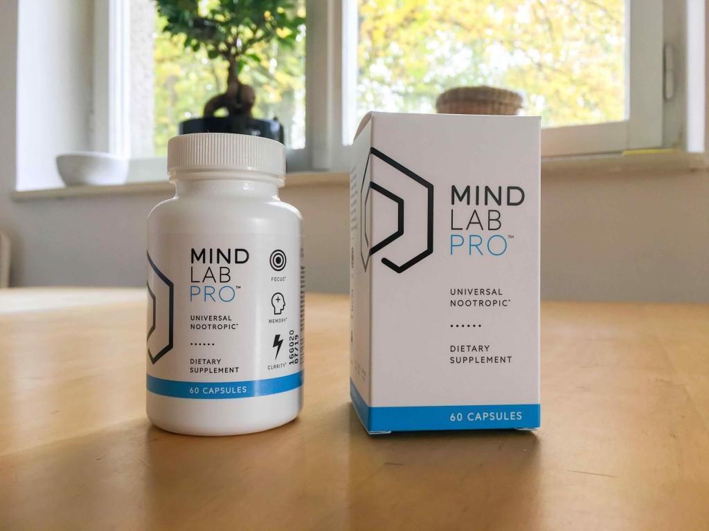 Mind Lab Pro – 100% Brainpower