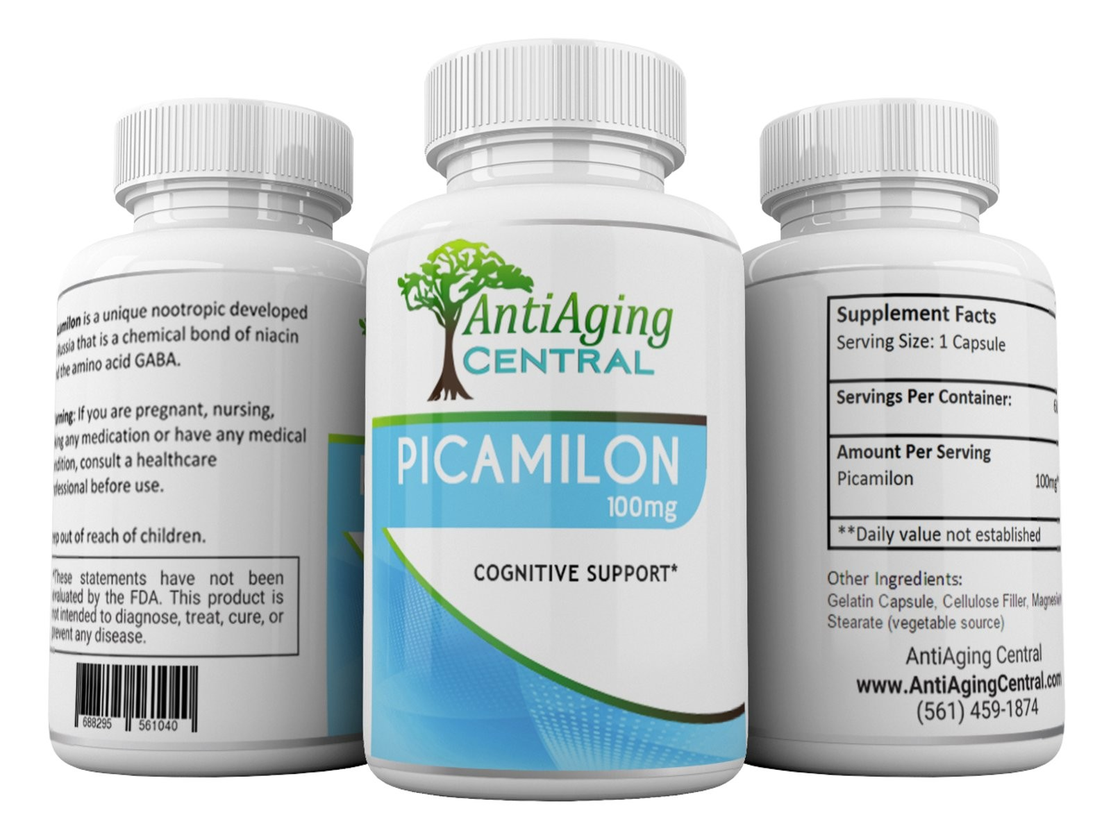 Picamilon – For a great mood and lot of energy