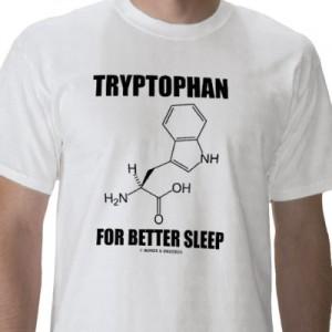 Tryptophan – get some beauty sleep!